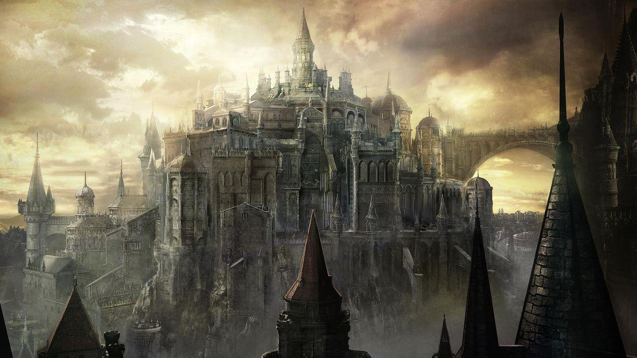 ダークソウル3に出てくる城